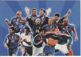 L'Equipe De FRANCE En 1998 - Fútbol
