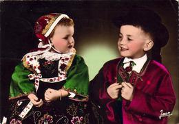 D29  Costumes De Plougastel Daoulas   ..............  éditeur Jean à Audierne  N°1056 - Bretagne