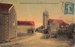 Bourguignon Les La Charité (70) - Eglise 1914 - Autres Communes
