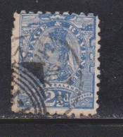 NEW ZEALAND Scott # 68 Used - Queen Victoria - 1855-1907 Crown Colony