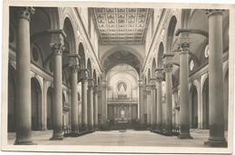 X2783 Firenze - Chiesa Di San Lorenzo - Navata Centrale - Organo Orgue Orgle Organ / Non Viaggiata - Firenze (Florence)