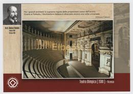Vicenza (VI - Veneto) Patrimonio UNESCO, Andrea Palladio, Teatro Olimpico, Nuova - Vicenza