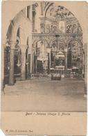 X2786 Bari - Interno Chiesa Basilica San Nicola / Non Viaggiata - Bari