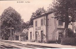 St JULIEN - La Gare - France