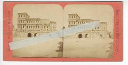ALLEMAGNE DEUTSCHLAND TREVES TRIER Circa 1865 PHOTO STEREO /FREE SHIPPING REGISTERED - Photos Stéréoscopiques