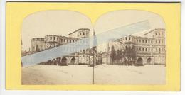 ALLEMAGNE DEUTSCHLAND TREVES TRIER Circa 1855 1860 PHOTO STEREO /FREE SHIPPING REGISTERED - Stereoscopic