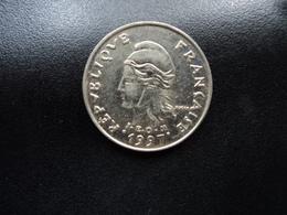 NOUVELLE CALÉDONIE : 10 FRANCS  1997    KM 11   SUP+ (non Circulé) - New Caledonia