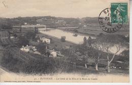 PAYS BASQUE -  BAYONNE - Bords De La Nive Et Route De Cambo - Bayonne