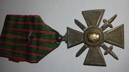 Croix De Guerre 14 18 - France