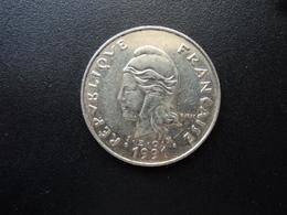 NOUVELLE CALÉDONIE : 50 FRANCS  1991   KM 13     SUP - New Caledonia