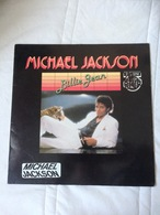 Michael JACKSON Maxi Single - Billie Jean - EPC 85930 - 1982 Pays Bas - 45 T - Maxi-Single