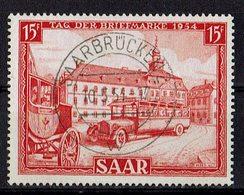 *Saarland 1954 // Mi. 349 O (024.175) - 1947-56 Protectorate