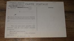 Carte Avec Publicité Pour Alban BROCHE, Cartonnages A BAGNOLS SUR CEZE ................. 3563 - Bagnols-sur-Cèze