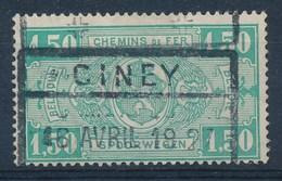"TR 148 - ""CINEY"" - (ref. LVS-22.763) - Chemins De Fer"