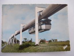 Châteauneuf-sur-Loire (45) : AEROTRAIN SAFEGE  - Voir Les Scans - Subway