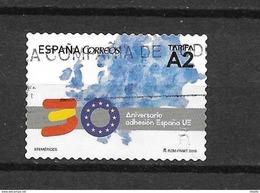 LOTE 1253 /// ESPAÑA 2016 ANIVERSARIO ADHESION A LA UE - 1931-Hoy: 2ª República - ... Juan Carlos I