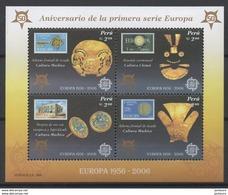 2006 - 50ème Anniv. CEPT  Pérou  ** TTB - Idées Européennes