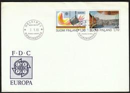 Finland Helsinki 1983 / Europa CEPT / FDC - Europa-CEPT