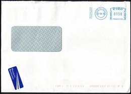 Irlande Eire Enveloppe EMA Empreinte Postmark Cloich Na Coillte - 1949-... Repubblica D'Irlanda