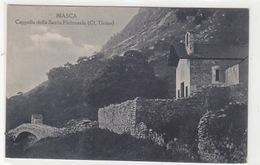 Biasca - Cappella Della Santa Pietronela - 1918       (P-138-80505) - TI Tessin