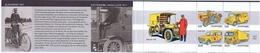 Denmark; 2002;  Postal Vehicles.  Booklet MNH (**) - Carnets