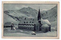 Autriche--St CHRISTOF Am Arlberg--1924--Eglise-- - Autriche