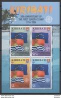 2006 - 50ème Anniv. CEPT  Kiribati  ** TTB - Idées Européennes