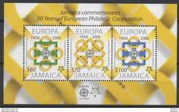 2006 - 50ème Anniv. CEPT  Jamaica  ** TTB - Idées Européennes