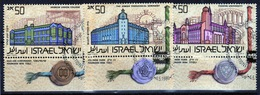 Israel Set Of Stamps From 1986 To Ameripex Stamp Exhibition. - Israel