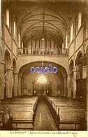 71 - Le Creusot - Eglise St-Laurent - La Tribune Et L'Orgue - Le Creusot
