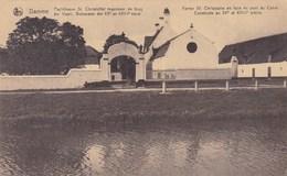 Damme Pachthoeve St Christoffel Tegenover De Brug Der Vaart (pk46852) - Damme