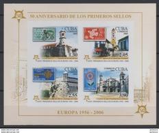 2006 - 50ème Anniv. CEPT  Cuba  ** TTB - Idées Européennes