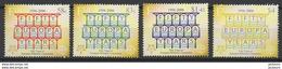 2006 - 50ème Anniv. CEPT  Fiji  ** TTB - Idées Européennes