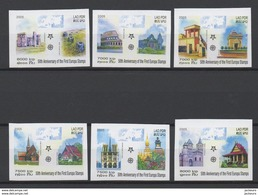 2006 - 50ème Anniv. CEPT  Laos  ** TTB - Idées Européennes