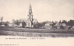 L'eglise De Dieghem, Les Environs De Bruxelles (pk46855) - Diegem
