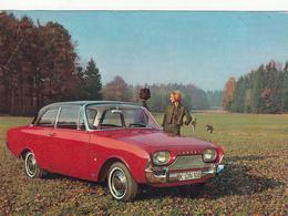 AUTOMOTIVE - Ford Taunus 17M - Passenger Cars