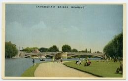 READING : CAVERSHAM BRIDGE - Reading