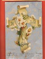 DA06-38  A Joyfull Easter.  Used.  Illustrateur. - Illustrateurs & Photographes