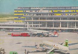 AIRPORTS - France - Airport Paris Orly - Boeing 707 Air France - Douglas DC6B Transports Aériens Intercontinentaux - Aérodromes