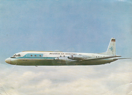 AIRPLANES - Turboprop IL 18 - Bulgarian Air Transport - 1946-....: Moderne