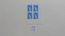 France :Coin Daté Neuf : Sabine    N° 1975 - 1970-1979