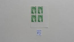 France :Coin Daté Neuf : Sabine    N°1970 - 1970-1979