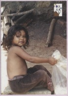 CPM - EL SAVADOR - JUCUARAN - Photo D'enfant - El Salvador