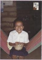 CPM - EL SAVADOR - JUCUARAN - Photo D'enfant - Salvador
