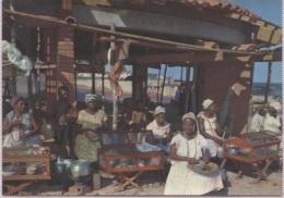 CPM - BAHIA - WOMEN IN THE AMARALINA SQUARE - MARKET - Edition - Salvador