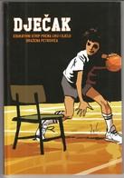 Croatia 2014 / BOY - Basketball / Educational Comic Book According To The Shape And Form Of Drazen Petrovic - Libros, Revistas, Cómics