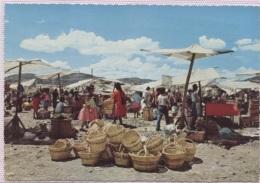 CPM - CANASTAS - COCHABAMBA - FERIA TIPICA LA CANCHA - Edition Locale - Bolivia