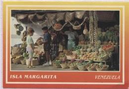 CPM - ISLA DE MARGARITA - MERCADO - Edition Locale - Venezuela