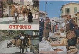 CPM - SOUVENIR DE CHYPRE - MARCHE ... - Edition Mona Ltd - Cyprus