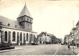 Bastogne - CP - Eglise St. Pierre - Bastogne
